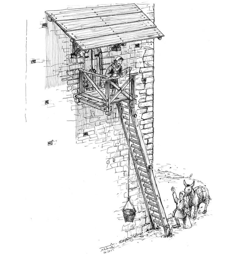 Reddde Vive - La Torre di Redde